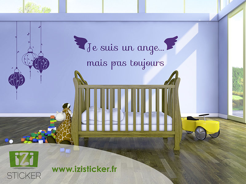 sticker enfant