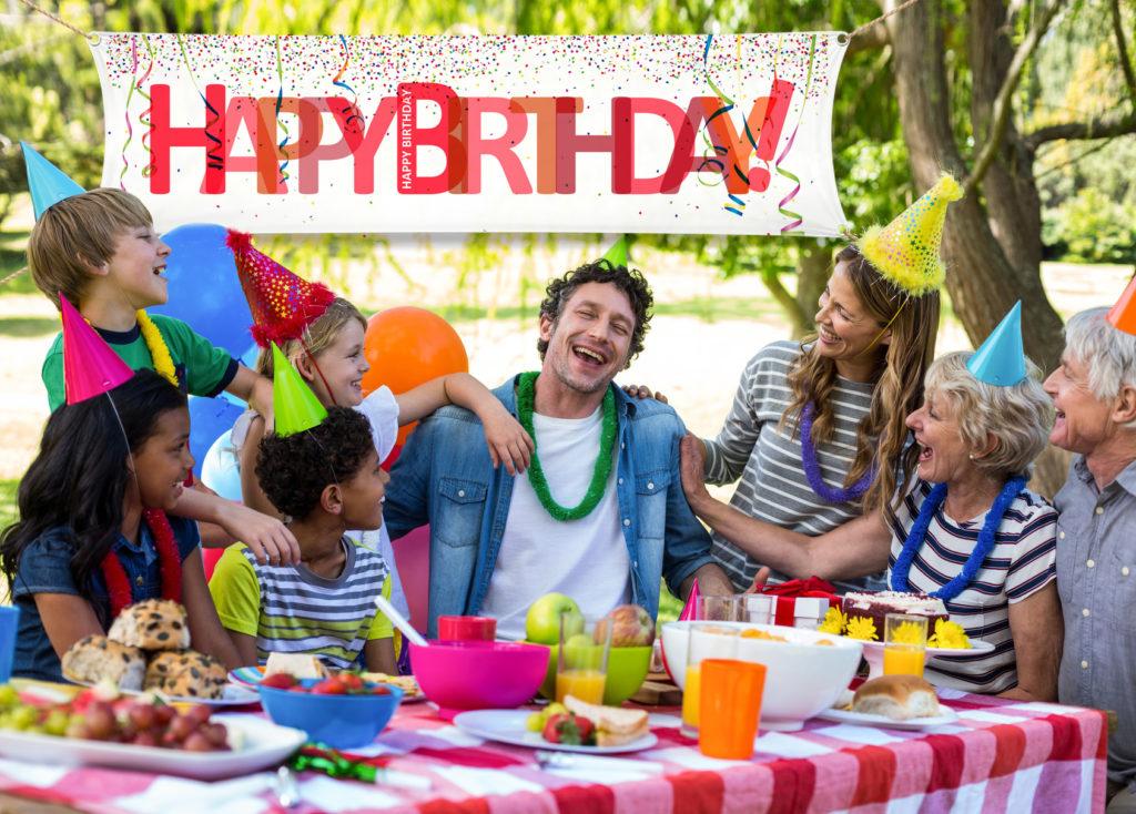bache joyeux anniversaire
