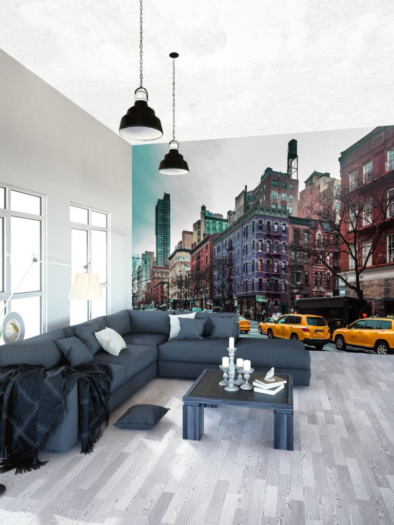 papier peint newyork