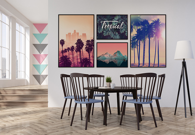 POSTER TROPICAL