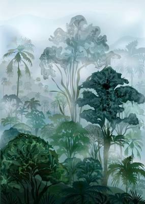 PAPIER-PEINT 200x280 cm, Adhésif