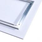 Fixation cadre aluminium