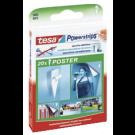 Tesa Powerstrips® 4 pièces
