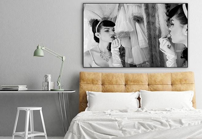 Poster photo CABARET BEAUTY 150x100cm
